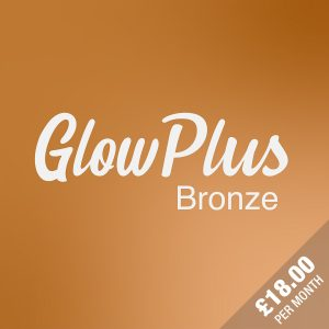 GlowPlus Bronze