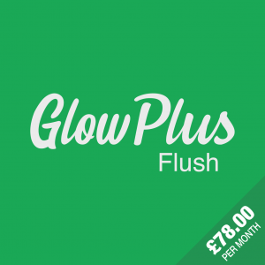 GlowPlus Flush