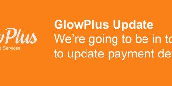 GlowPlus Update