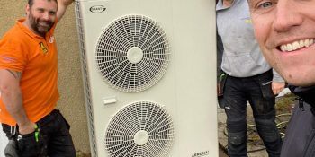 Why we love Air Source Heat Pumps (and you should, too!)